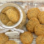 Biscotti con papavero, senza glutine