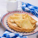 Crespelle senza glutine e senza lattosio – la ricetta base