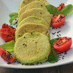 Frittatine di spinaci e basilico