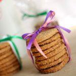 Biscotti integrali speziati