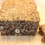 Pane di semi senza farina e lievito