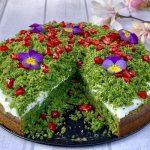"""Torta """"Muschio verde"""""""